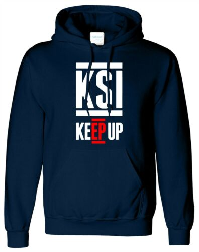 KSI Keep Up Hoody youtuber Armée FIFA Jeux Hoody adultes et enfants