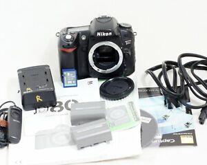 Nikon-D80-10-2MP-Digital-SLR-Camera-Body-Only-LOW-SHUTTER-COUNT
