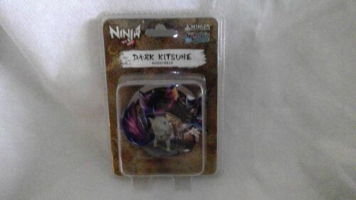 NINJA ALL STARS GAME MINIATURE BRAND NEW NJD010820 DARK KITSUNE