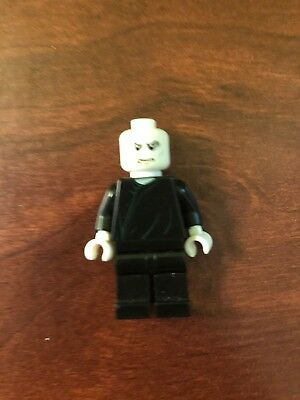 Lego Harry Potter Voldemort Minifigure 4842 4865 hp098