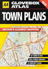 Town Plans by AA Publishing (Spiral bound, 2002)