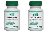 Medinatura Bhi Spasm-pain 100 Tabs(paks Of 2)