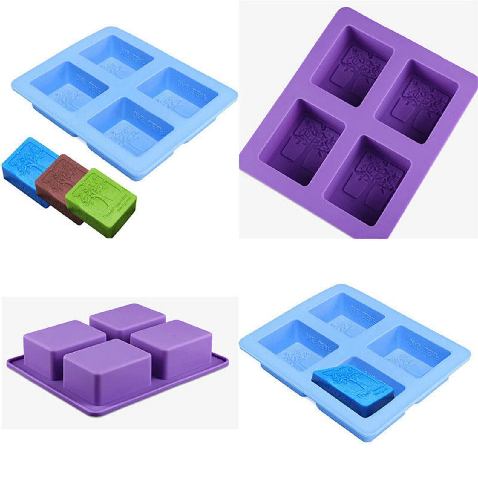 4 Cavity Random Color