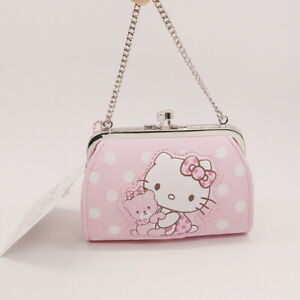 Hello-Kitty-Small-Purse-for-coins-Wallet-For-Girls-High-Quality-FREE-SHIPPING
