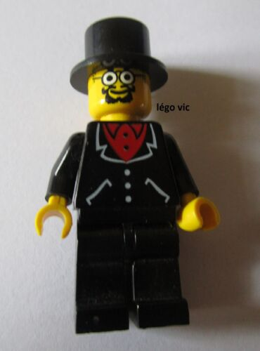 Lego adv038 Adventure minifig Lord Sam Sinister du 2879 5909 5948 5978 5988