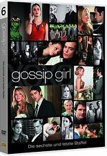 GOSSIP GIRL, Staffel 6 (3 DVDs) NEU+OVP