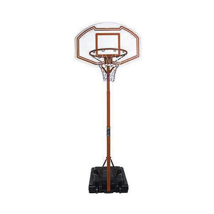 Piantana mini basket 1.9-2.6 mt CORSPORT pallacanestro palla canestro sport