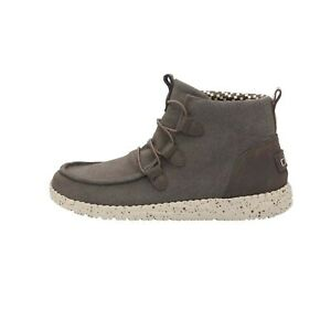 Hey-dude-Lea-Boots-Coffee-colour-UK-Size-5
