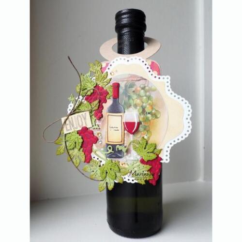 Marianne Design Creatables coupe meurt-Tiny /'s Vignes LR0480