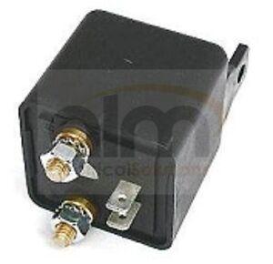 12v 4 pin 100 amp relay heavy duty split charge charging 12 volt boat kit car ebay. Black Bedroom Furniture Sets. Home Design Ideas