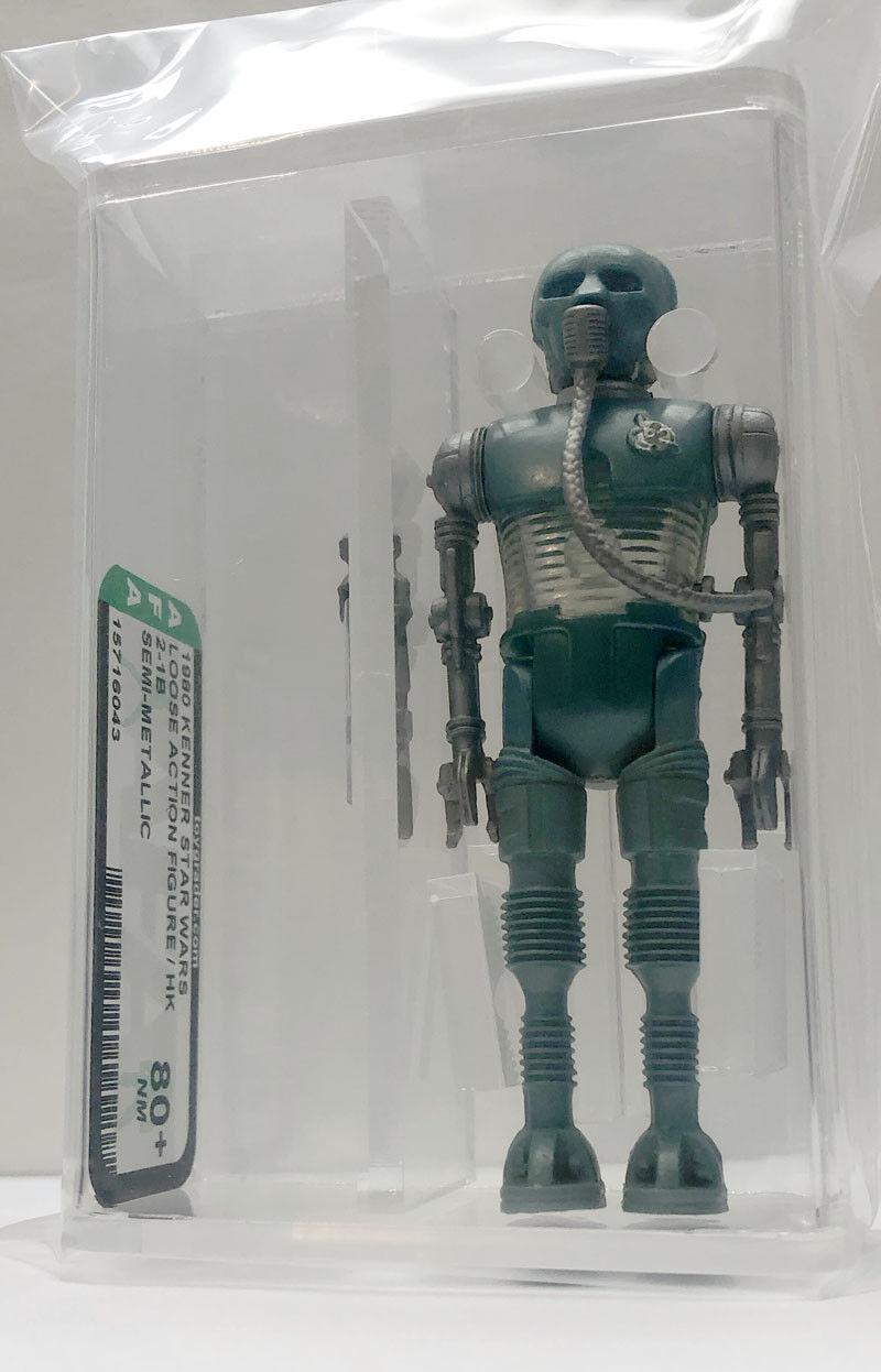 Kenner Star Wars 2-1B semi-métallique Hong Kong Action Figure Authority 80+ loose vintage