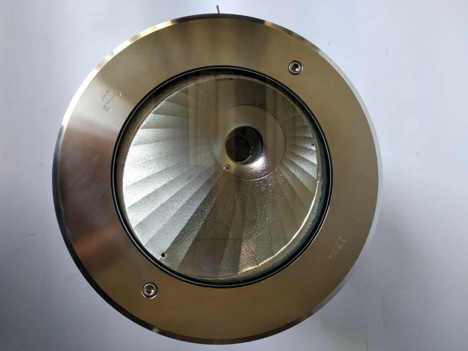 Proiettore da interrare 8705 BEGA, in ALLUMINIO E VETRO  E27 75W