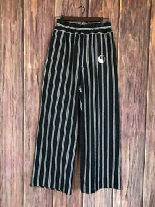 Xander Zhou Stripe Ying Yang Lounge Pants Men's Size 28