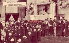 PELERINAGE DES OUVRIERS SAINT JOSEPH'S SHRINE, MONTREAL QUEBEC CANADA