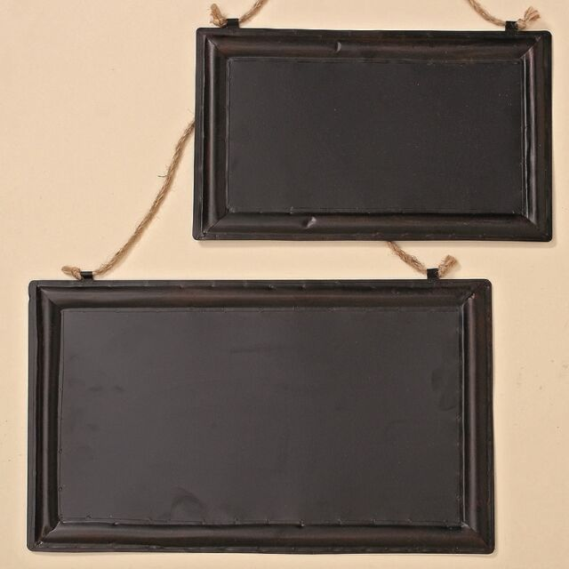 Set Lavagna 2 Pezzi, memoboard, quadro, cucina, soggiorno, MEDIUM & LARGE