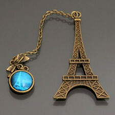 Eiffel Tower Metal Bookmarks For Book Creative Item Kids Gift Stationery TO