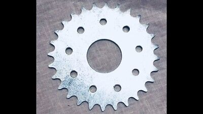 Can You Say Fast? SPROCKET 27 Tooth Motorized Bicycle 2-Stroke Engine