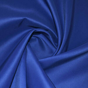 Image Is Loading Royal Blue Duchess Satin Fabric