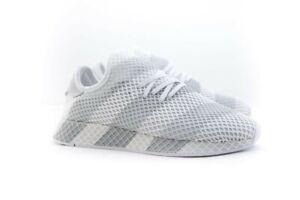 bc77d8120c7578 Image is loading AC7755-Adidas-Consortium-Men-Deerupt-white-grey
