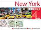 New York Popout Map by Compass Maps (Sheet map, folded, 2013)