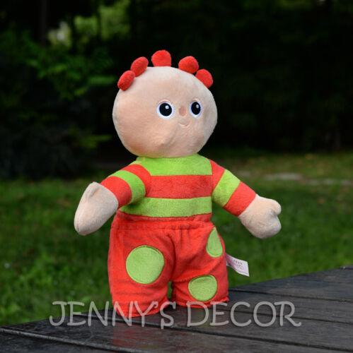 "TV The Night Garden Peluche Peluche In Toys Tombliboo Ooo Unn Eee 12/"" Suave Muñecas"