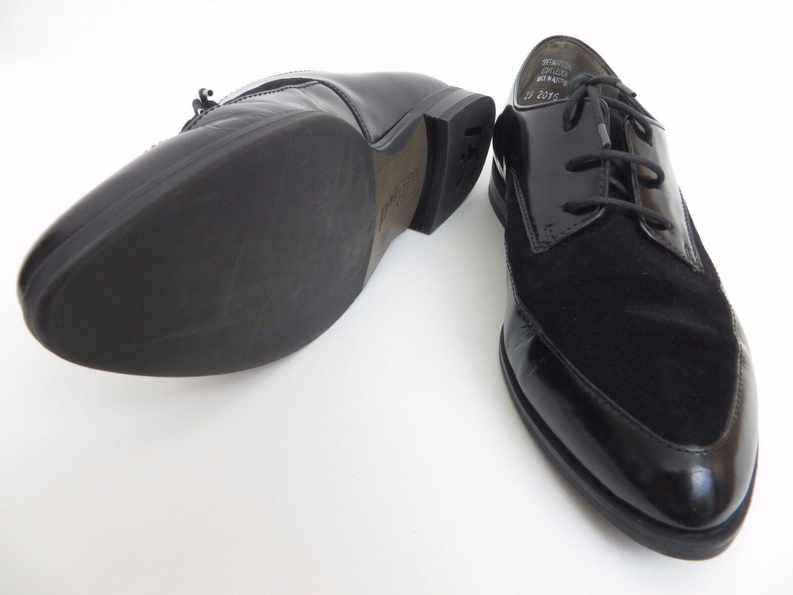 PAUL vert CACHE noir COMBO COMBO COMBO LEATHER SUEDE 1641 Taille 6.5 MSRP   299 DON'T MISSIT 23dc6f