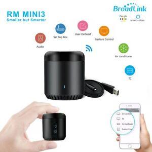 Wifi-RF-Smart-House-Hub-Wireless-Remote-Controller-Broadlink-RM-Mini-3
