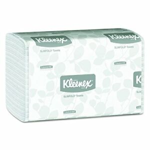 Kimberly Clark Kleene 04424 Ply Slimfold Paper Towel  24 Packs of 90