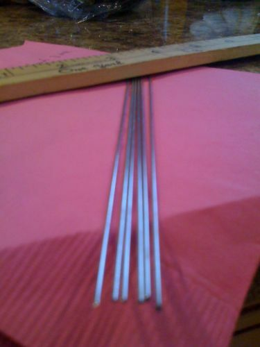 100 Pack Straight .045 WIRE SHAFT FORMS LURE MAKING 6 inch