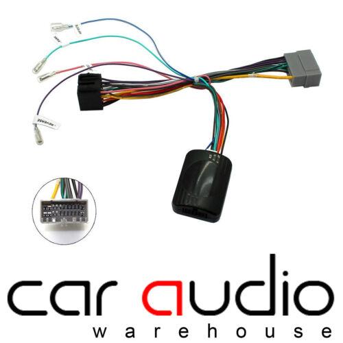 Jeep Grand Cherokee 2005-10 PIONEER Car Stereo Radio Steering Wheel Interface