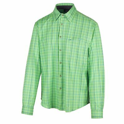 Cmp Fleecehemd Funzione Camicia Quadri Camicia Verde Dryfunction Triete-