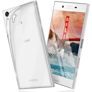 Silicone-Case-for-Sony-Xperia-x-Protective-Transparent-Thin-TPU-Clear-Back-Cover