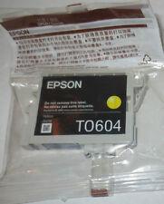 Epson T0604 yellow ink jet - printer c68 c88 cx7800 cx4800 cx4200 cx3800 to604