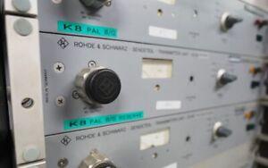 Rohde-amp-Schwarz-Sendeteil-Transmisor-Unidad-0-5W-Bn-416103-2-60-84