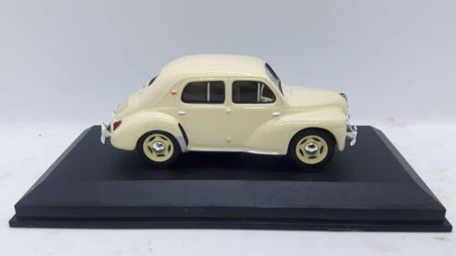 Escala 1//43. Altaya Renault 4CV 1950