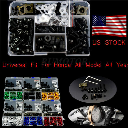 Motorcycle Full Fairing Bolt Kit For Honda CBR1000RR CBR 1000RR 2004 2005