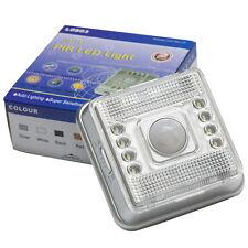 Hot sale LED Light Lamp PIR Auto Motion Sensor Detector Wireless Infrared Home
