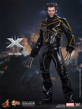 "HOT TOYS  X-Men Last Stand WOLVERINE 12"" 1/6 Scale Figure Sideshow Hugh Jackman"