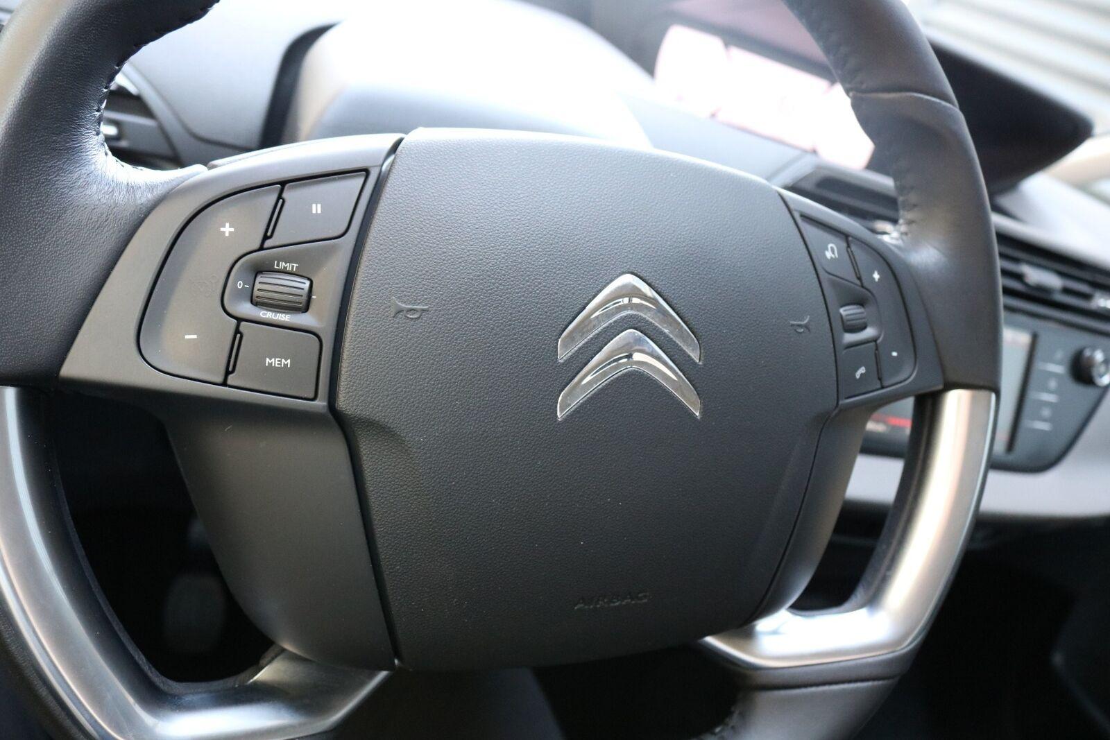 Citroën Grand C4 Picasso BlueHDi 120 Seduction