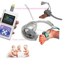 Neonatal Infant Pediatric Kids Pulse Oximeter Spo2 Monitor 24 Hour Pc Software