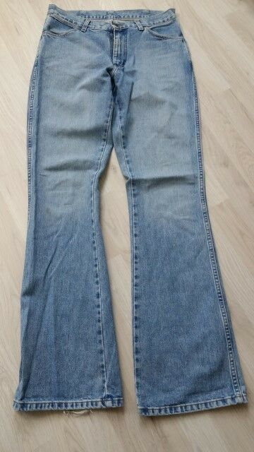 H2765 Wrangler  Jeans W31 Blau    Gut  | Neuheit  f3de68
