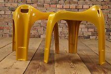 60er Hocker Space Age Stool Vintage 70s Plastic Age Design CASALA Sitzhocker