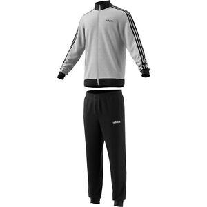 adidas DV2444 Trainingsanzug Relax Baumwolle bei sport