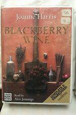 Blackberry Wine by Joanne Harris: Unabridged Cassette Audiobook (U1)
