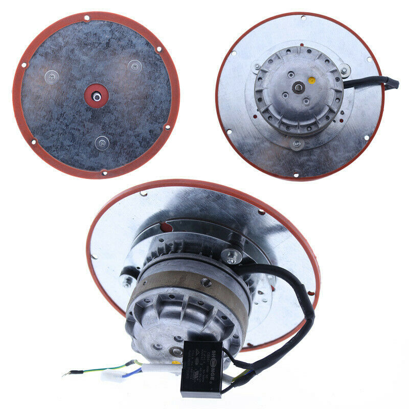 Motor rojoondo de ventilador para estufa de pellet