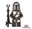 White-Boba-Fett-Mandalorian-Jango-Fett-Star-Wars-Series-Custom-Lego-Minifigures miniature 10