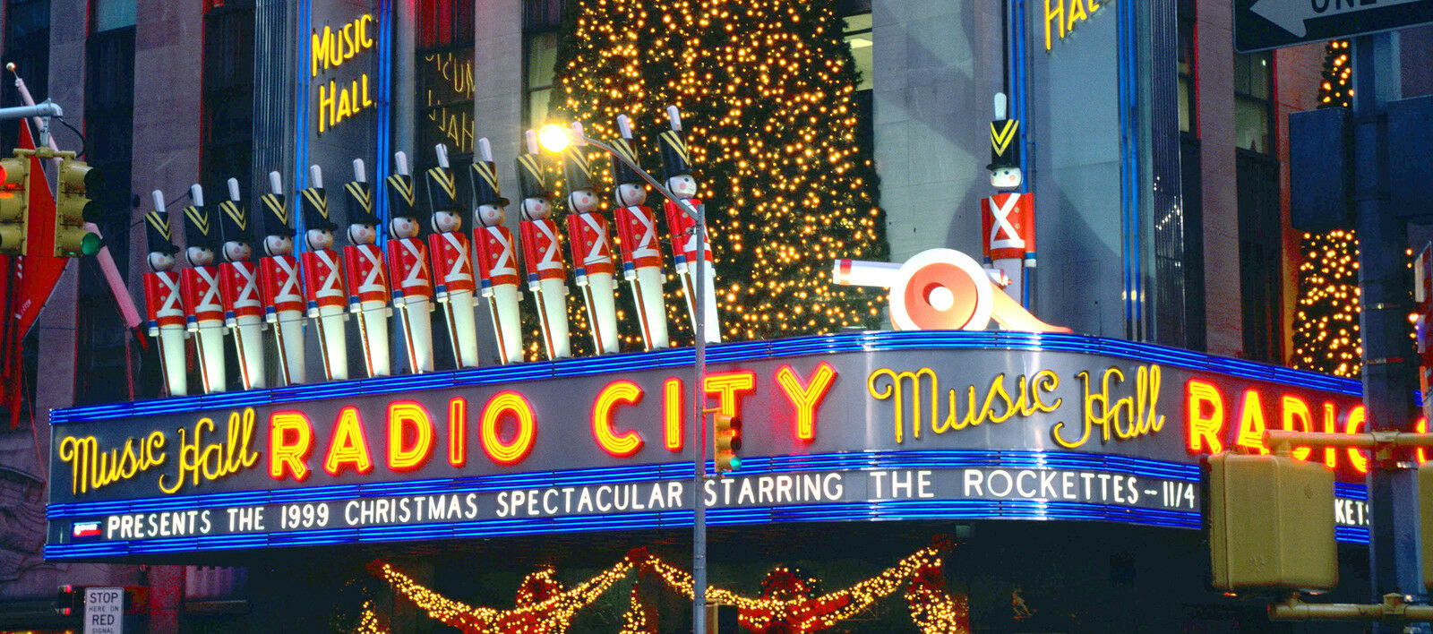 Tickets to Christmas Spectacular Starring the Radio City Rockettes ...