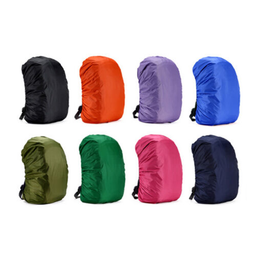 Hot Waterproof Dust Rain Cover Travel Hiking Backpack Camping Rucksack BagUROYB