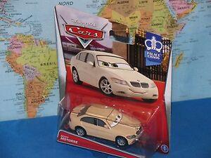 DISNEY-PIXAR-CARS-SCOTT-MOTORSE-3-7-PALACE-CHAOS-BMW-VOLKSWAGEN-BRAND-NEW-VHTF