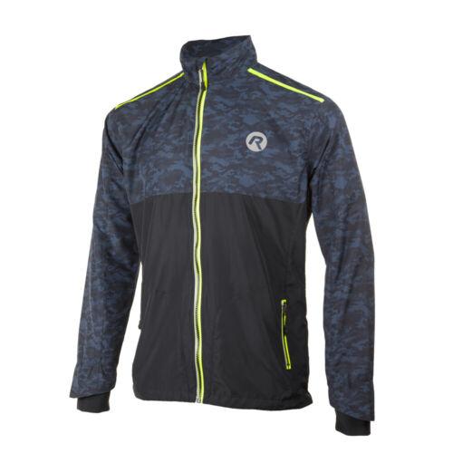 ROGELLI RUN GRAVITY Herren Laufjacke Windjacke Laufen Joggen Jacke Jacket Sport